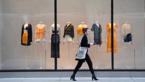 Die Modebranche im Temporausch