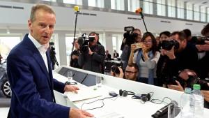 Autobosse einigen sich auf Elektro-Auto-Strategie