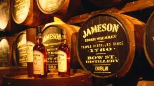 Whiskeyfrühling in Irland