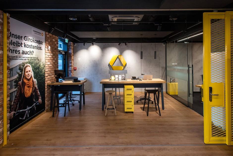 commerzbank frankfurt city filiale. Black Bedroom Furniture Sets. Home Design Ideas