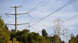 Kaliforniens Stromversorger knipst das Licht aus