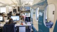 Das Unternehmen Airbnb wird inzwischen mit zehn Milliarden Dollar bewertet.