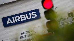 Flugzeugbauer Airbus will in Deutschland 5100 Stellen streichen