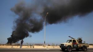 Mühsamer Neuanfang an Libyens Ölquellen