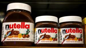Amerikaner streiten über Nutella