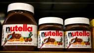 Ladenhüter? In Amerika ist Nutella nicht so beliebt wie in Deutschland.