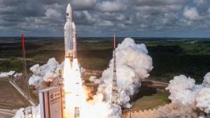 Space X läuft Arianespace den Rang ab