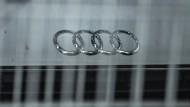 Krisengebeuteltes Unternehmen: Es wird momentan nicht ruhig um Audi.