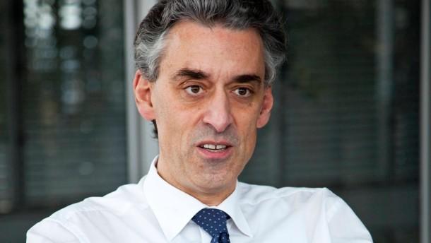 Frank Appel - Der Vorstandsvorsitzende der Deutschen Post stellt sich den Fragen von Christian Siedenbiedel