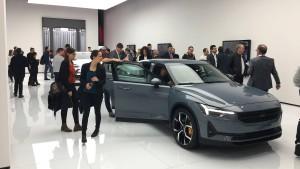 Dieser Elektroautohersteller fordert Tesla heraus