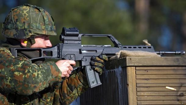 Waffenbauer widerspricht Vorwürfen