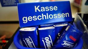 Insolvenzverwalter: Anton Schlecker war nicht zu Rettungsbeitrag bereit