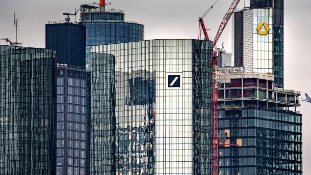 Bankenpolitik im Glashaus