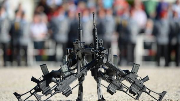 Heckler & Koch kritisiert Vorgehen des Verteidigungsministeriums