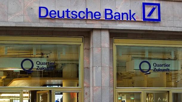 Deutsche Bank trimmt sich für Fusionen
