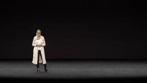 Apples oberste Verkaufsmanagerin geht
