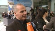 Varoufakis kommt zum Eurogruppen-Treffen
