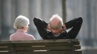 Das Ziel: Sorgenfreier Ruhestand