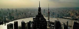 Blick auf den Finanzdistrikt in Schanghai: Chinas Regierung hat genug vom freien Finanzmarkt.