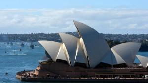 Australiens Wirtschaft wächst und wächst