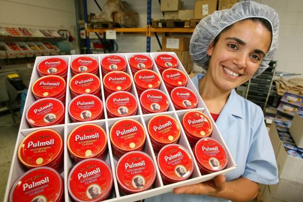 Bonbon-Hersteller Kalfany in Müllheim