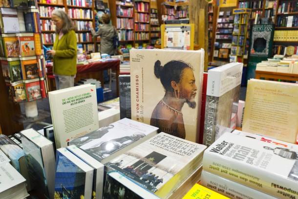 Buchhandlungen in der Region - Zum Buchmessen-Start werden fünf Buchhandlungen aus der Region und ihre Inhaber porträtiert.