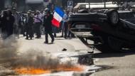 Frankreichs Präsident will Uber verbieten