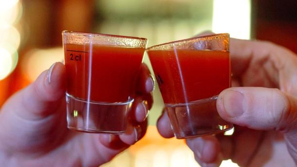 """""""Mexikaner""""-Schnaps: Trinken gegen Donald Trump"""