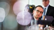 In der Kritik: Bundesjustizminister Heiko Maas (SPD).