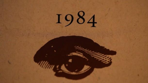"""Darum wird """"1984"""" plötzlich wieder zum Bestseller"""