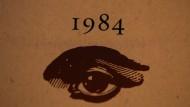 """Das Buch """"1984"""" ist beim Online-Händler Amazon momentan ausverkauft."""