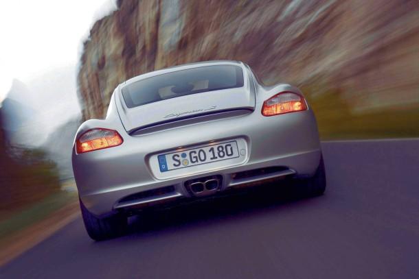 Themendienst Auto: Porsche Cayman S