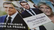 Frankreichs banger Blick auf die Wahl