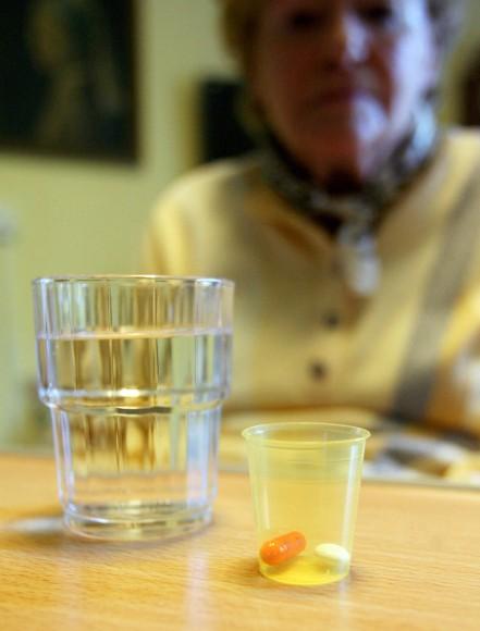 Arzneimittel für ältere Menschen