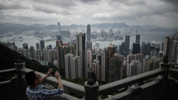 Hongkongs bedrohte Freiheit