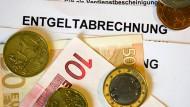Die Gehaltsunterschiede in Europa werden größer