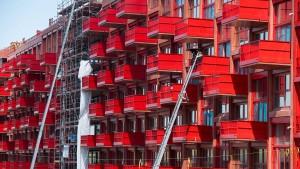 Sind Maßnahmen gegen eine Immobilienblase nötig?