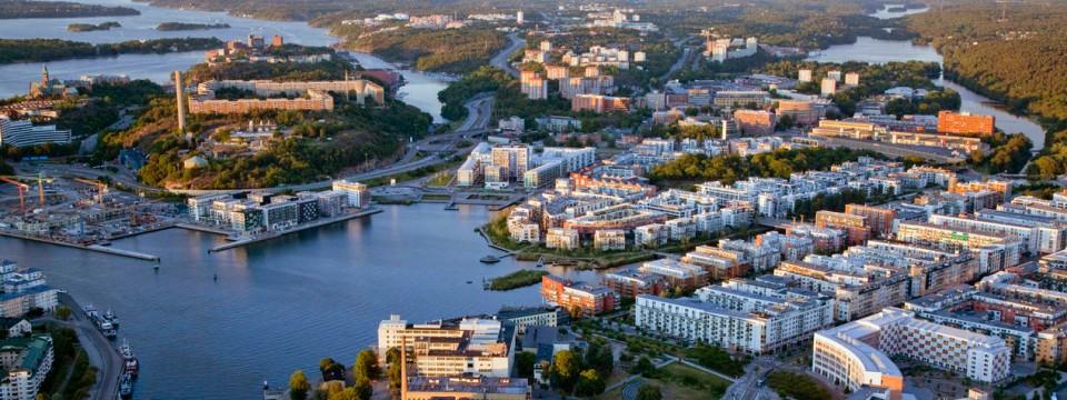Wohnen In Stockholm leben in der ökologischen musterstadt stockholm