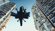 Hässlich? Egal! Die Fassaden müssen zukünftig schließlich nicht mehr den Menschen, sondern der Drohne gefallen.