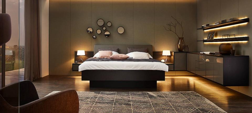 Berühmt Wie deutsche Schlafzimmer immer wohnlicher werden YP27