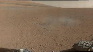 Erste Panoramabilder vom neuen Marsrover