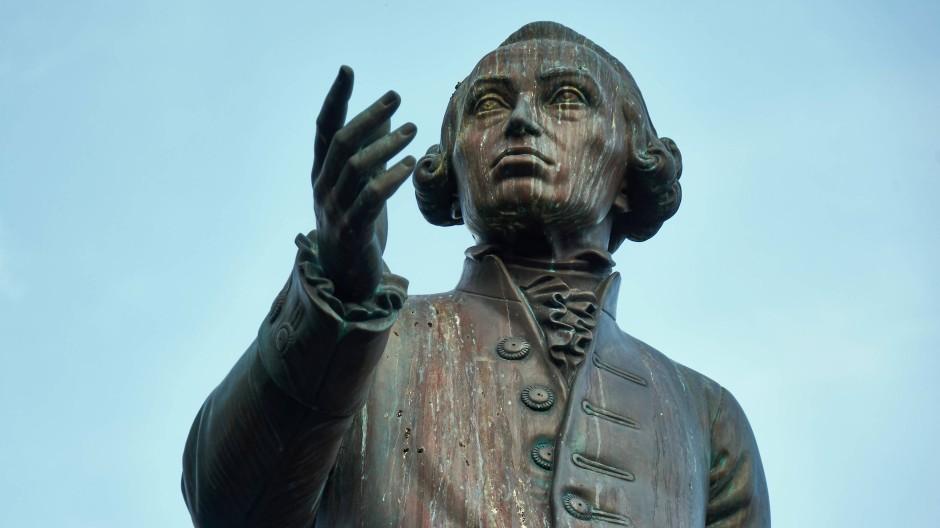 Kant-Denkmal in Kaliningrad