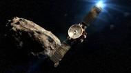 """Arabische Asteroidenmission: """"Unsere Raumfahrtindustrie ist sehr jung"""""""