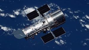 Hilfe für das Hubble-Teleskop tut not
