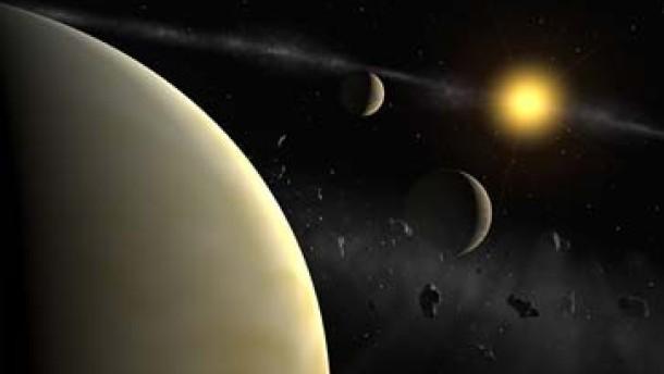 Planetensystem umkreist die Sonne HD 69830