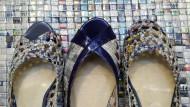 Gut fürs Gewissen - Schuhe aus recyceltem Zeitungspapier