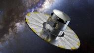 Das europäische Weltraumteleskop Gaia