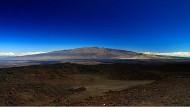 Der Mauna Kea ist mit seinen etwa 4205 Metern der höchste Berg auf Hawaii.