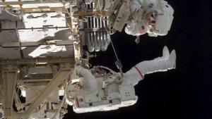 Computerprobleme auf der ISS behoben