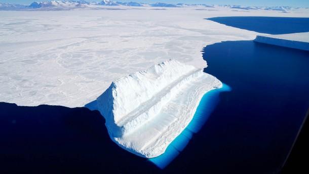 Weihnachtslieder für den Südpol